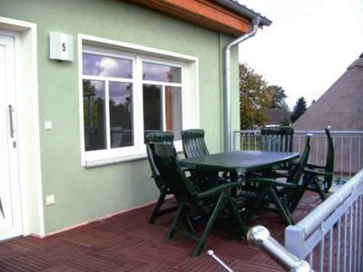 Photo for Apartment with balcony - Ferienanlage Süderhof