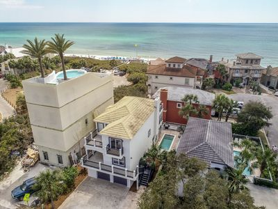 Photo for Seagrove 4 Bedroom Close to beach Summer Open Private Pool South of 30A Amazing!