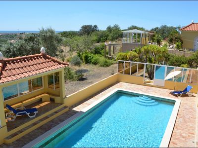Photo for House in the Eastern Algarve with protected pool and great views to the sea