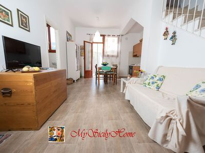 Photo for MySicily Home home with garden