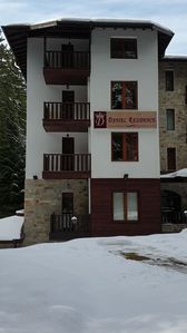 Photo for Ground floor Studio, self-catering, approx 15 min walk to Gondola through forest