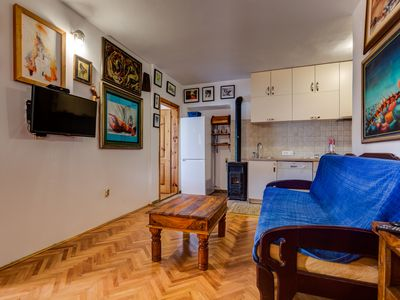 Photo for Comfy, Sea View 2BR Apart. with Kitchen & Terrace