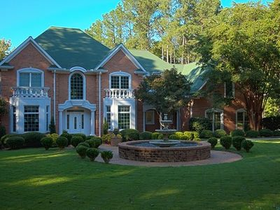 Photo for LUXURY HOME W/SWIMMING POOL IN AUGUSTA, GA