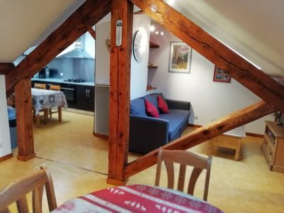 Photo for 2BR Apartment Vacation Rental in Gérardmer, Grand Est
