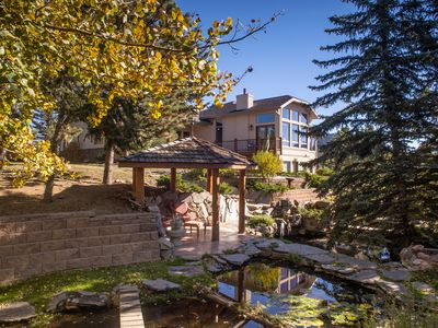 Photo for Charming, Inviting Fireside Vacation Home; Lake & Mountain Views.