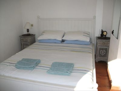Photo for sunny apartment in central carcassonne, 3 beds one bathroom  for families