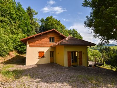 Photo for Two linked houses for 8 persons with magnificent view