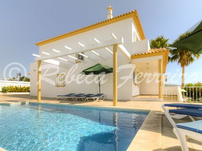 Photo for 3BR Villa Vacation Rental in Guia, Distrito De Faro