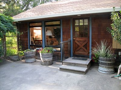 Photo for Cozy and Charming Apple Blossom Retreat, with Shared Hot Tub - We're back !!