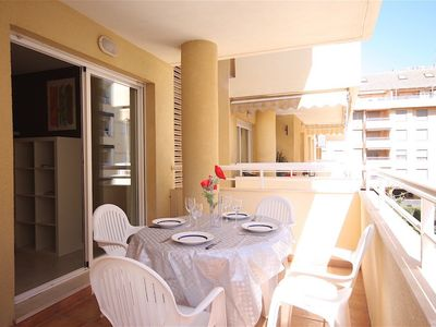 Photo for LAS ALONDRAS – Apartment Sleeps 6 - Dénia, Marina