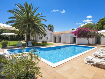 Photo for Immaculately presented 4 bedroom villa with stunning landscaped garden