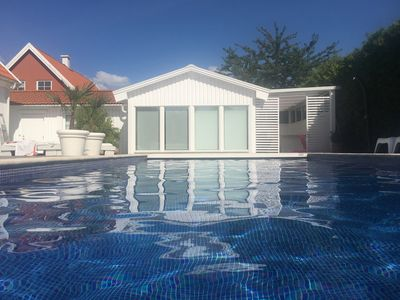 Photo for Klagshamn's Pool House