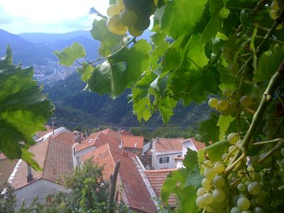 Photo for Genoa (Davagna): rural, but only 20 km from Genoa & Italian Riviera