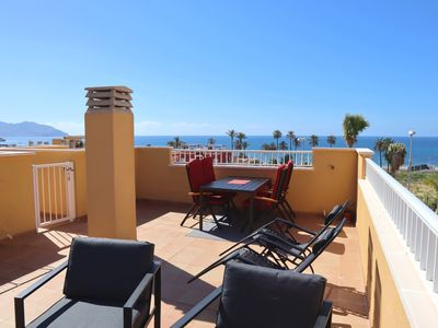 Photo for Alamillo penthouse with lovely sea view