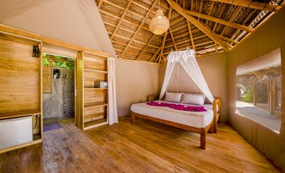Photo for Jungle Beach Camp Ahungalla - Standard Glamping Bungalow