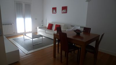 Photo for Z  Atico Miramar in San Marcial 28 - Apartment for 4 people in San Sebastián