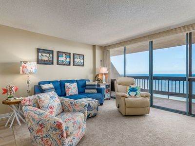 Photo for Century I 2203 - Indoor Pool, Ocean and Bay Views!