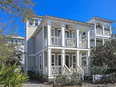 Photo for 15% Off Spring!! Summers Edge Home, Steps to Seagrove Beach & Pool, Sleeps 10
