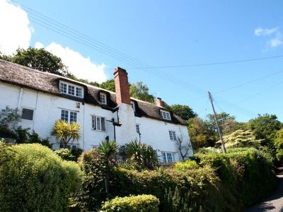 Photo for The Crows Nest, Porlock Weir - Sleeps 6 - Exmoor National Park - Sea Views