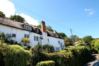 The Crows Nest Holiday Cottage in Porlock Weir