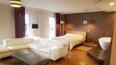 Photo for Luxurious Apartment in the heart of Bremen city.