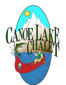 CANOE LAKE CHALET where eagles soar, fishing are jumping .. ALASKA AT ITS BEST!!