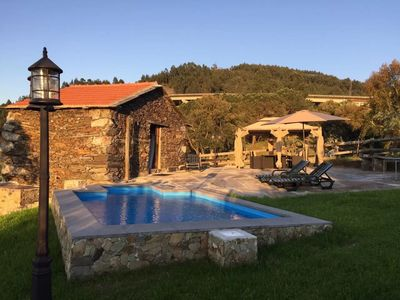 Photo for 46/5000 House in Castelo de Paiva with private pool