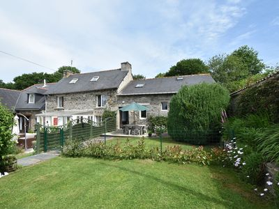 Photo for Lavish Cottage in Maël-Carhaix with Private Terrace