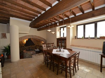 Photo for Casa Cristina 2 - rustic apartment at Couer Tuscany
