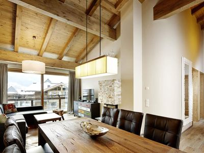 Photo for 3 room penthouse TYPE 2b / 8 pax - THE Wildkogel - Wildkogel Resorts