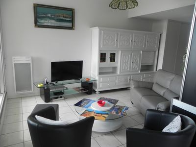 Photo for Beautiful 4 rooms nine 6 beds 10 minutes from the beaches and shops