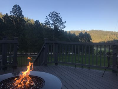 Photo for Unbeatable Location Black Hills Cabin 15 acres borders Custer State Park