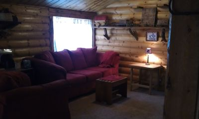 Photo for Wendy's Cottages ( Canyon Escape ), private hot tub, river, 3  Bedrm,  sleeps 5