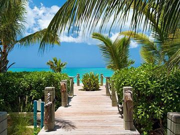 The Regent Village Shopping Mall, Providenciales, Turks and Caicos