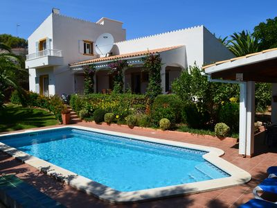 Photo for Private Villa With Pool, WiFi, 3 bedrooms, 3 bathrooms, Quiet Residential Area