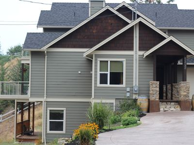 Photo for Bright, Beautiful & Private 2BDRM Suite in Beautiful Peachland, BC-Wine Country