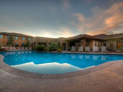 Photo for ASTONISHING Condo Resort Close to ZION's National Park