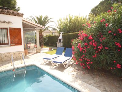Photo for Summer house with private pool and garden.