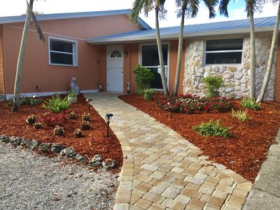 Photo for Manasota Key Beachfront House, Children and Pets Welcome, Wheelchair Accessible