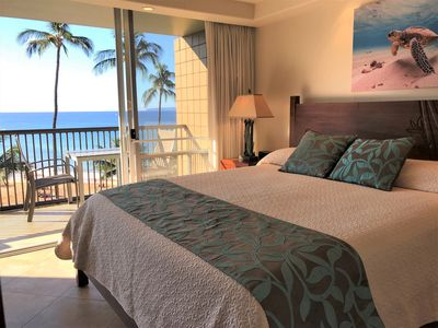 Photo for Gorgeous Oceanfront 2 Bedroom at the Mana Kai Maui Resort - Great Sale Prices!!
