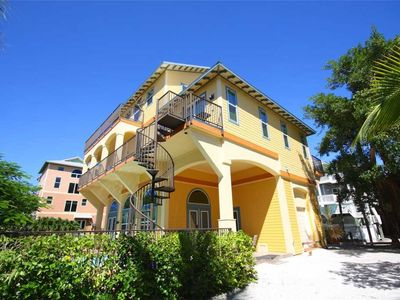 Photo for LUXURIOUS GULFVIEW HOME ON NORTH CAPTIVA WITH GAME ROOM, PRIVATE POOL & 2 CARTS!!
