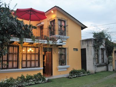 Photo for Gorgeous-all equipped 4 bedroom Villa in Antigua