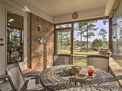 Photo for NEW! Riverfront Foley Home w/Dock - 6 Mi to Beach!