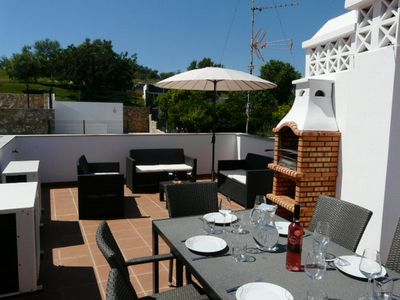 Photo for 3 Bedroom Luxury Apartment in Tavira with Large Roof Terrace and Swimming Pool