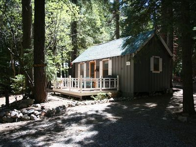 Photo for Quiet Cabin in Beautiful Homewood
