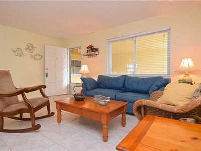 Photo for Waves 18, 2 Bedroom, Pool View, Heated Pool, BBQ, WiFi, Sleeps 6