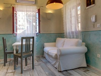 Photo for Apartment Il postino with terrace, Wi-Fi, sauna and bikes...