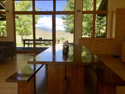 Photo for Enjoy 120 acres in Sun Valley with unparalleled views of Baldy and beyond