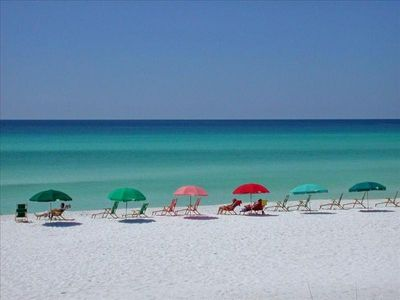 Maravilla Resort Private Beach in Destin Florida
