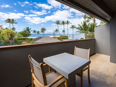 Photo for Modern Oceanview Penthouse Townhome Steps to the Beach, with Pool and BBQ